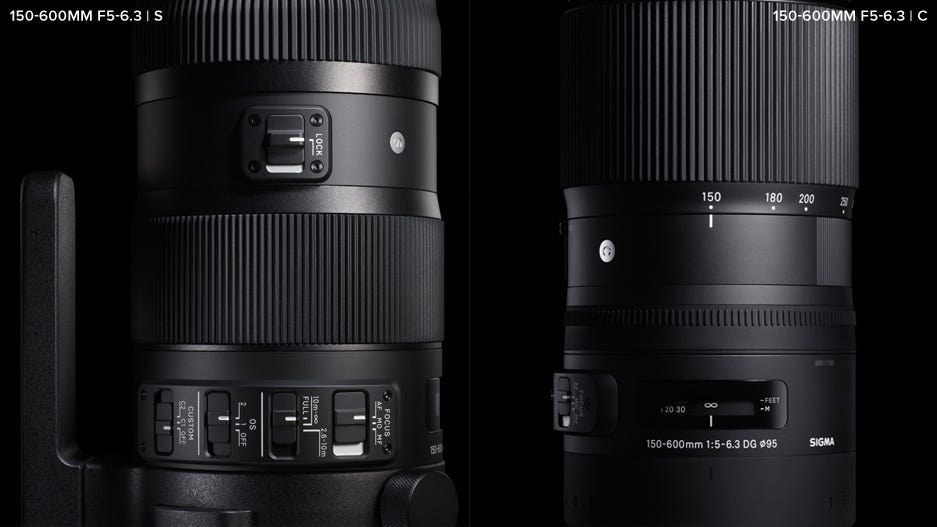 New Contenders in Super Telephoto